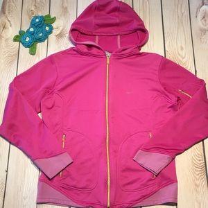 Nike women's Sphere Dry athletic zip hoodie
